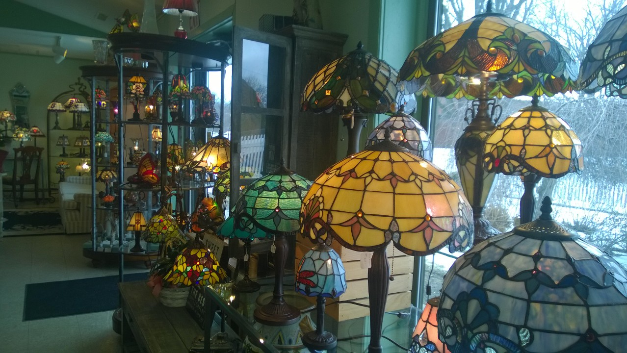 largeleft style hurricane modern lamp tiffany products memory